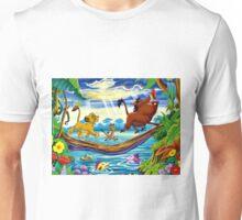 Simba, Timon, and Pumba  Unisex T-Shirt