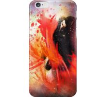 Flamencoscape 07 iPhone Case/Skin