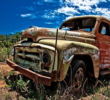 Not another rusty truck shot!! by Bryan Villamin