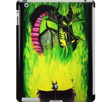 Maleficient's Anger iPad Case/Skin