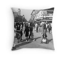 street scene 15 Throw Pillow