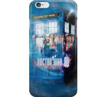 Blue Box Painting tee T-shirt / Hoodie iPhone Case/Skin