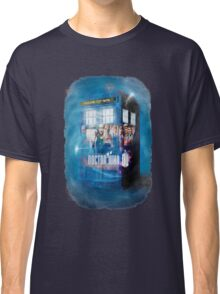 Blue Box Painting tee T-shirt / Hoodie Classic T-Shirt