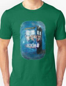 Blue Box Painting tee T-shirt / Hoodie T-Shirt