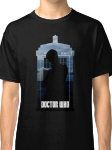 Dr. Who silhouette T-Shirt / Hoodie  Classic T-Shirt