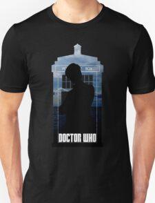 Dr. Who silhouette T-Shirt / Hoodie  T-Shirt