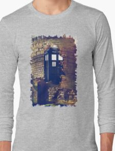 Call Box Geek T-Shirt / Hoodie Long Sleeve T-Shirt