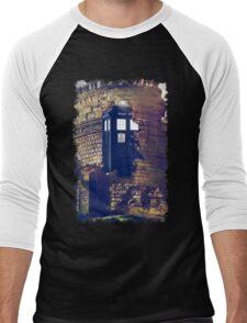Call Box Geek T-Shirt / Hoodie Men's Baseball ¾ T-Shirt