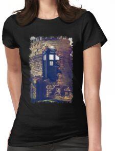 Call Box Geek T-Shirt / Hoodie Womens Fitted T-Shirt