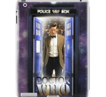 Ninth Doctor Blue Box T-Shirt / Hoodie iPad Case/Skin