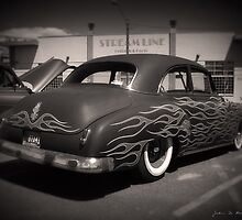50s and Flames by John  De Bord Photography