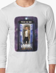 Ninth Doctor Blue Box T-Shirt / Hoodie T-Shirt