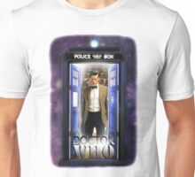 Ninth Doctor Blue Box T-Shirt / Hoodie Unisex T-Shirt