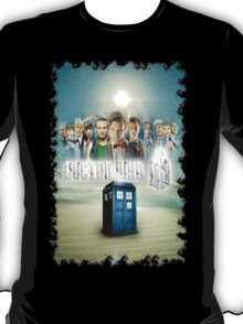 Blue Box Cover Tardis T-Shirt ? Hoodie T-Shirt