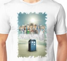 Blue Box Cover Tardis T-Shirt ? Hoodie Unisex T-Shirt