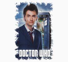 Nerdy Dr Who T-Shirt / Hoodie by DarrellHo
