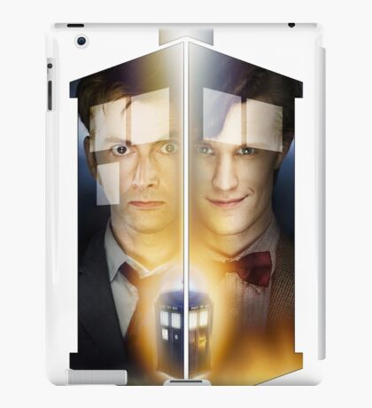 Geeky The Doctor Tee T-Shirt - Hoodie iPad Case/Skin