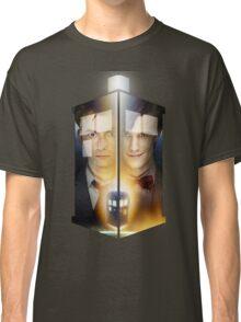 Geeky The Doctor Tee T-Shirt - Hoodie Classic T-Shirt