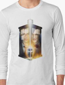 Geeky The Doctor Tee T-Shirt - Hoodie Long Sleeve T-Shirt