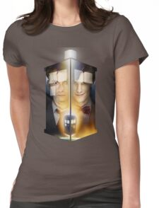 Geeky The Doctor Tee T-Shirt - Hoodie Womens Fitted T-Shirt