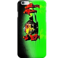 Toxic or treat? iPhone Case/Skin