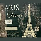 Paris - France - Script by Yannik Hay