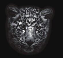 Leopard Cub by Bobby McLeod