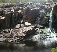 Nigretta Falls by Bekster