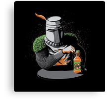 Most Interesting Knight in the World Canvas Print