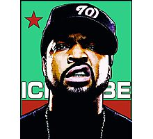 HIP-HOP ICONS: ICE CUBE Photographic Print