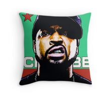 HIP-HOP ICONS: ICE CUBE Throw Pillow