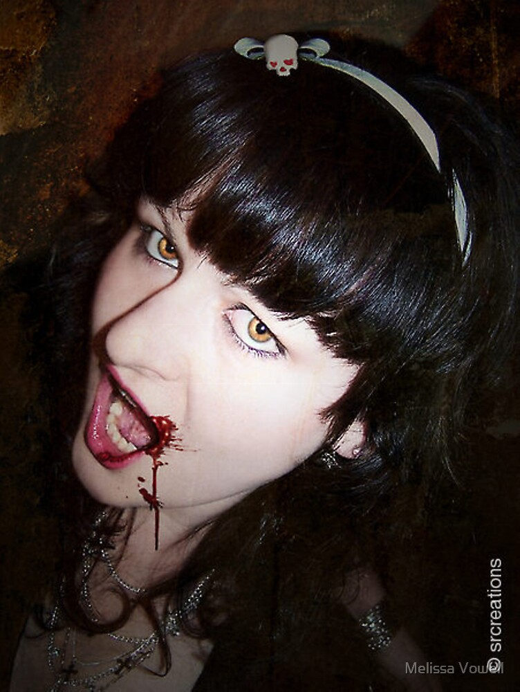 She's A Vamp by Melissa Vowell