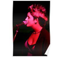 Lead Singer Poster