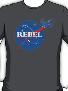 NASA Rebels Logo T-Shirt