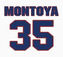 National Hockey player Al Montoya jersey 35 by imsport