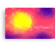 Sandbar Canvas Print
