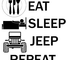 EAT-SLEEP-JEEP-REPEAT by Philtrianojk