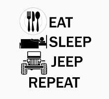 EAT-SLEEP-JEEP-REPEAT Unisex T-Shirt