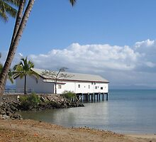 Ben Crop Marine Museum Port Douglas by Virginia McGowan
