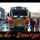 Fire Trucks - Emergency 999 by PhotogeniquE IPA