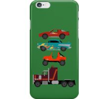The Car's The Star: M.A.S.K. iPhone Case/Skin