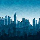 Skyscrapers by Alexzel