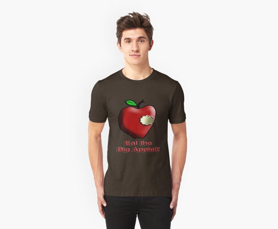 Eat the Big Apple!!! by Ryan Houston