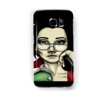Smart lady Samsung Galaxy Case/Skin