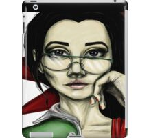 Smart lady iPad Case/Skin