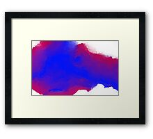 Cove Framed Print