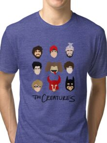 The Creatures 2014 Tri-blend T-Shirt