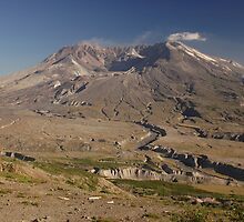 Mt. St. Helens smoking Caldera by cameraperson