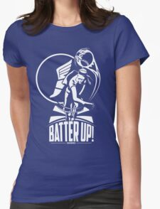 BATTER UP! - TF2 Series #1 Womens Fitted T-Shirt