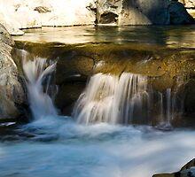 Granite Falls #7 by Keith Spencer